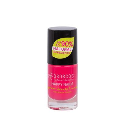 Vernis à Ongles Naturel Oh lala!- VEGAN - 5 ml - BENECOS